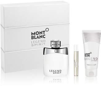 Montblanc Men 3-Pc. Legend Spirit Gift Set