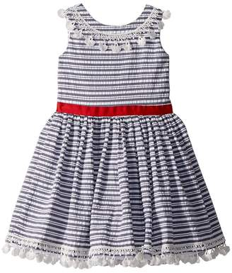 fiveloaves twofish Nantucket Dress Girl's Dress