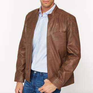 La Redoute Collections Leather Jacket