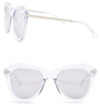 Karen Walker One Star 51mm Cat Eye Sunglasses