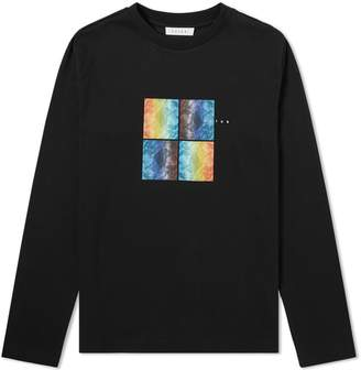 Futur Long Sleeve MW G Fit 4 Terry Tee