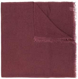 Faliero Sarti fine knit scarf