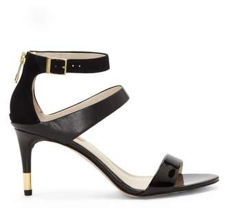 Louise et Cie Keit Material-blocked Sandal