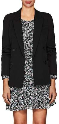Isabel Marant Women's Leroy Wool Double-Breasted Blazer