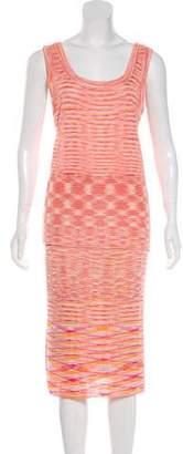 Missoni Knit Sleeveless Skirt Set