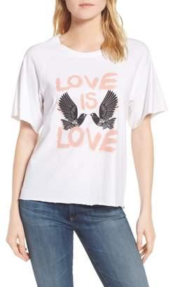 Rebecca Minkoff Love Birds Lombardo Tee