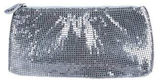 Jimmy Choo Chainmail Zip Cosmetic Pouch