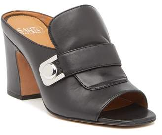 Franco Sarto Rosalie Leather Heeled Sandal