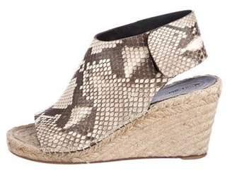 c73a154cd4a Celine Espadrille Wedge Sandals For Women - ShopStyle Australia