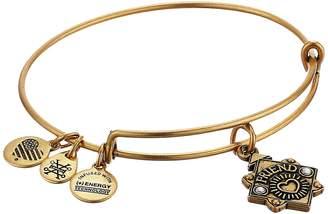 Alex and Ani Because I Love You Friend III Bangle Bracelet