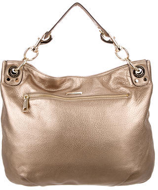 Rebecca Minkoff Studded Leather Satchel $175 thestylecure.com
