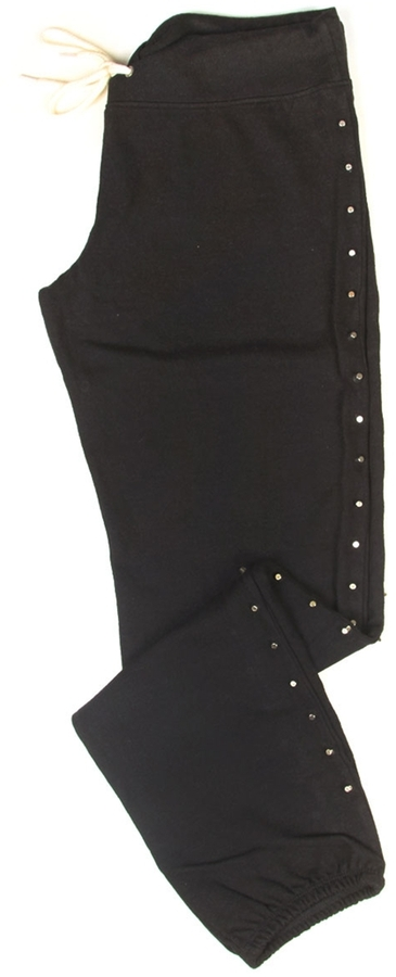 Monrow Studded Sweatpants