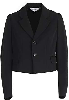 Comme des Garcons Comme Commes Single Breasted Blazer