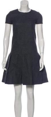 RED Valentino Wool Shift Dress w/ Tags