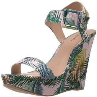 Call It Spring Women's Pavla Wedge Sandal $17.48 thestylecure.com
