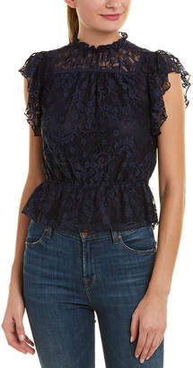Foxiedox Lace Top