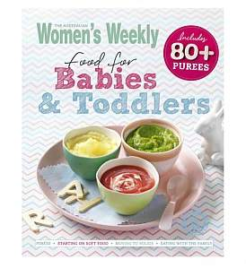 Random House Food For Babies And Toddlers