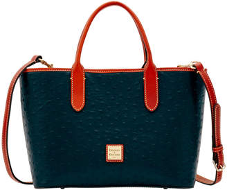 Dooney & Bourke Ostrich Brielle
