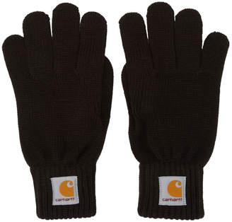 Carhartt Work In Progress Black Watch Gloves