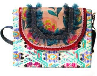 Simitri Summer In A Jungle Briefcase Bag
