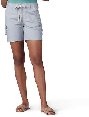 Lee 6 Cargo Short Womens Mid Rise 6 Cargo Short