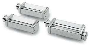 Smeg Pasta Roller and Cutter Set - For Stand Mixer SMPC01