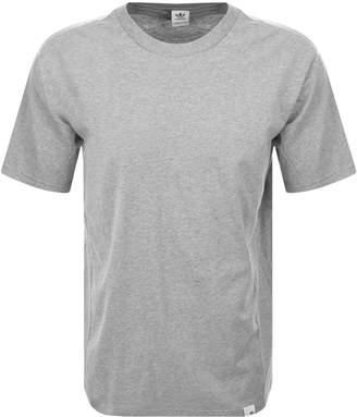adidas XBYO T Shirt Grey