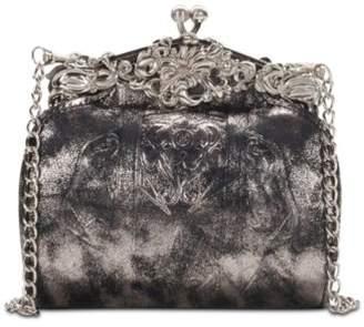 Patricia Nash Metallic Leather Rosaria Clutch