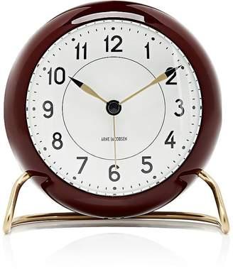 Carl Mertens Station Table Alarm Clock