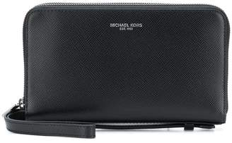 MICHAEL Michael Kors accordion zip wallet