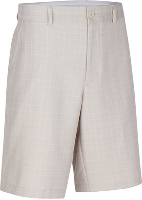 Greg Norman for Tasso Elba Men's Big & Tall Keller Plaid Shorts, Only at Macy's $65 thestylecure.com