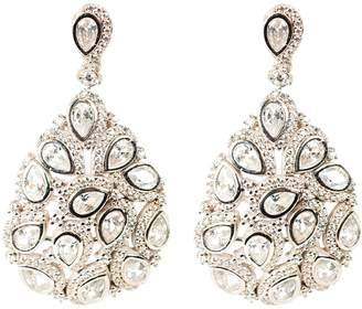 Latelita London - Peacock Earring Silver