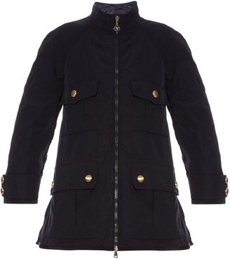 MONCLER Seriole four-pocket lightweight field jacket $1,335 thestylecure.com