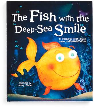 """Kohls Cares Kohl's Cares""""The Fish with the Deep Sea Smile"""" Book"""