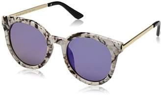 A. J. Morgan A.J. Morgan Women's Hi There Round Sunglasses
