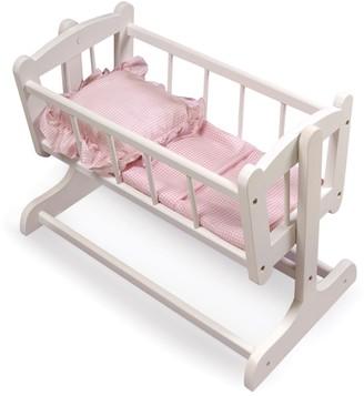 Badger Basket Heirloom Style Doll Cradle