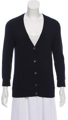 Rag & Bone Long Sleeve Button-Up Cardigan