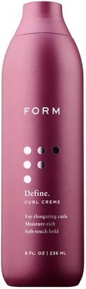 Form Define. Curl Creme