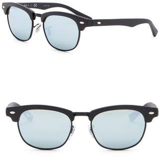Ray-Ban 45mm Clubmaster Sunglasses (Little Kid)