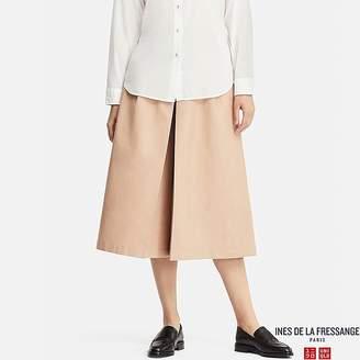 Uniqlo Women's Cotton Culottes (ines De La Fressange)
