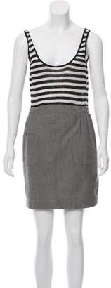 Rag & Bone Stripe Linen Dress