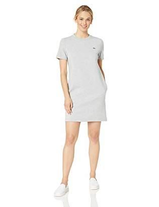 Lacoste Women's S/S Double FACE Fleece Dress