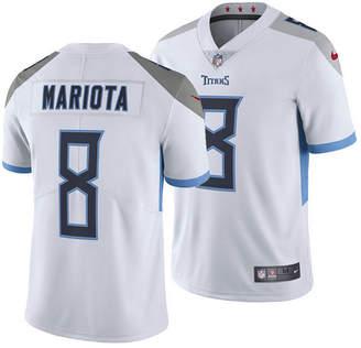 Nike Men's Marcus Mariota Tennessee Titans Vapor Untouchable Limited Jersey
