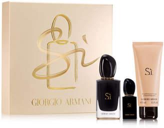 Giorgio Armani Si Intense Classic Set