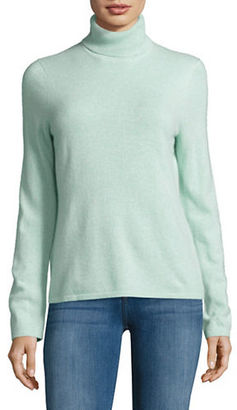 Lord & Taylor Cashmere Turtleneck Sweater $129.99 thestylecure.com