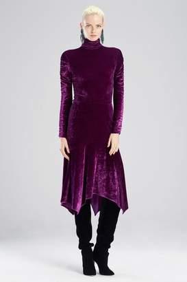 Josie Natori Velvet Skirt