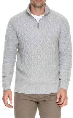 RODD AND GUNN Cape Scoresby Wool Sweater