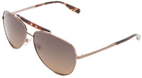 HUGO BOSS BOSS by B0477S Aviator Sunglasses
