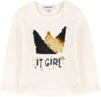 3 Pommes It Girl T-Shirt