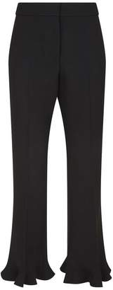 Stella McCartney Frill Flare Trousers